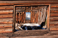 Alta Ghost Town Shack