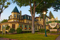 Bay View Inn, Little Traverse Bay, photography, prints, Mike Barton