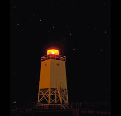 Big dipper, Lake Michigan Beach, Sunset, photo, Charlevoix, Lighthouse, summer, photography, fine art print, Mike Barton