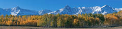 Photo, Dallas Divide, Sneffels Range, Ridgway, Telluride, Colorado, mountain, peaks, photography, prints, Mike Barton