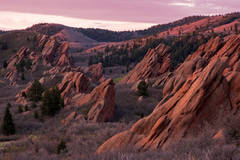 Roxborough Park, Denver, Boulder, Colorado, sunrise, photography, fine art prints, Mike Barton