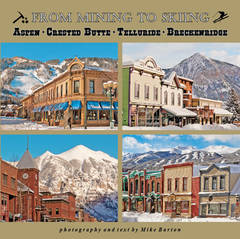 New book on Aspen, Crested Butte, Telluride and Breckenridge