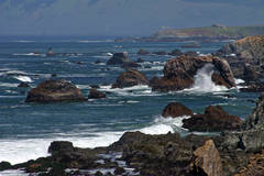 Sonoma Coast State Park, California, scenic, headlands, coastline, coves, Bodega, photography, prints, Mike Barton