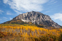 photo, Marcellina, Mountain, Kebler Pass, Crested Butte, Colorado, autumn, photography, fine art prints, Mike Barton