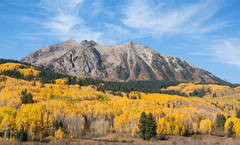 photo, beckwith, mountain, Kebler Pass, Crested Butte, Colorado, autumn, photography, fine art prints, Mike Barton