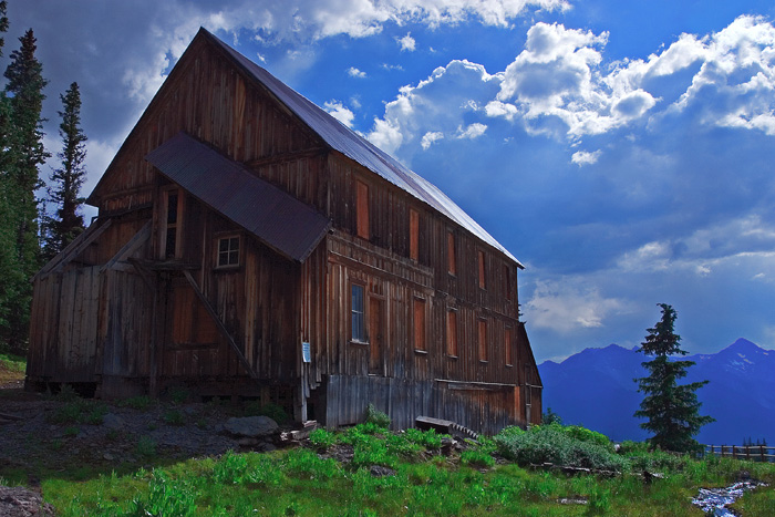 ghost town, Telluride, George Westinghouse,  Wilson Peak, Coors Brewing Company, Gold, fine art prints, photography, Mik, photo