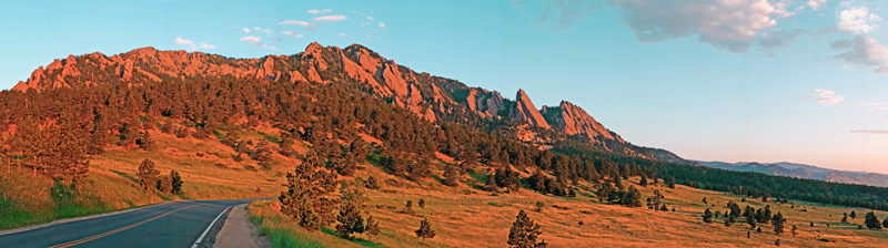 Chautauqua Park, Auditorium, Boulder, Colorado, Chautauqua Summer Festival, photography, fine art prints, Mike Barton, photo
