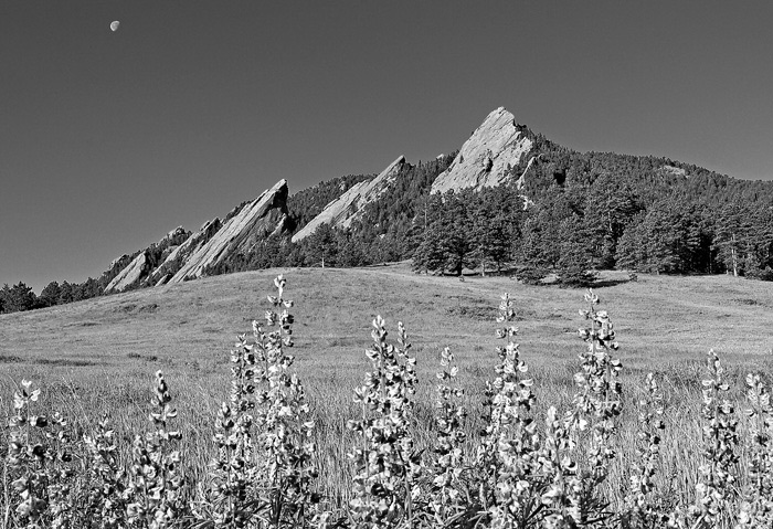 Every season offers a unique view of the Boulder Flatirons. Located at the base of the Flatiron Mountains, Chautauqua Park offers...