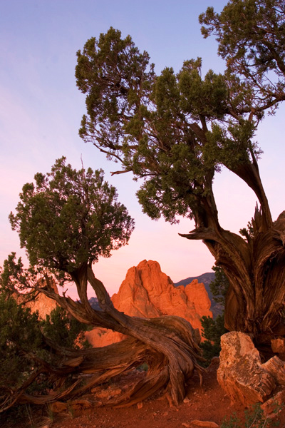 Garden of the Gods, Colorado Springs, Colorado, sunrise,photography, fine art prints, Mike Barton, photo