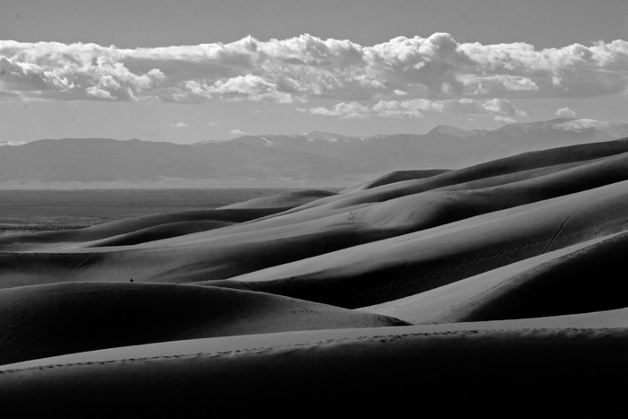 The Dunes are located in southern Colorado in the flat San Luis Valley. As you approach the dunes from a distance, they suddenly...