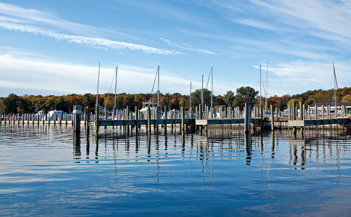 Harbor Springs, Michigan, photography, prints, Mike Barton, dawn, marina, photo