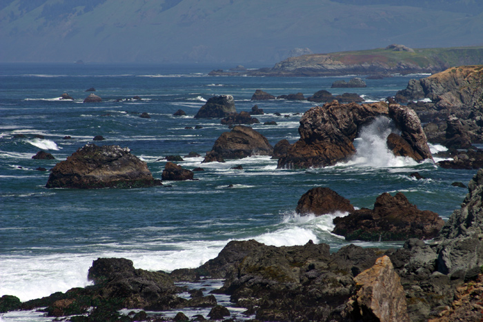Sonoma Coast State Park, California, scenic, headlands, coastline, coves, Bodega, photography, prints, Mike Barton, photo