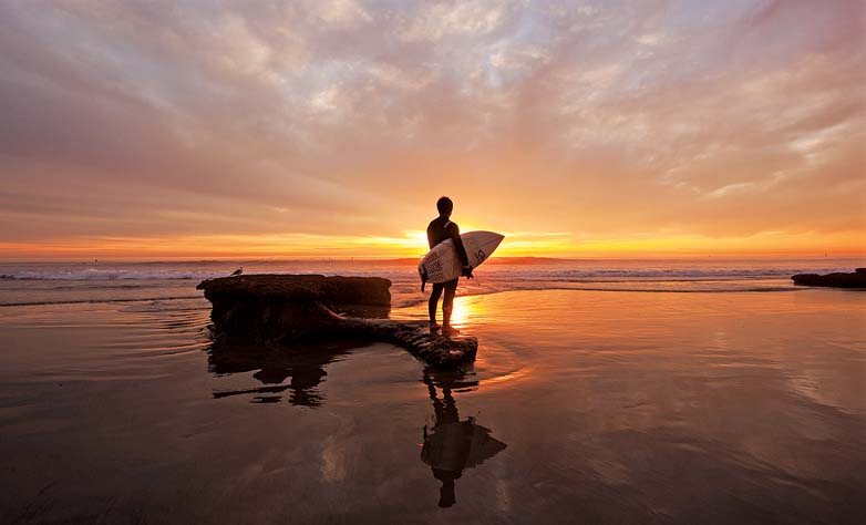 Encinitas, swami's, surfer, photo