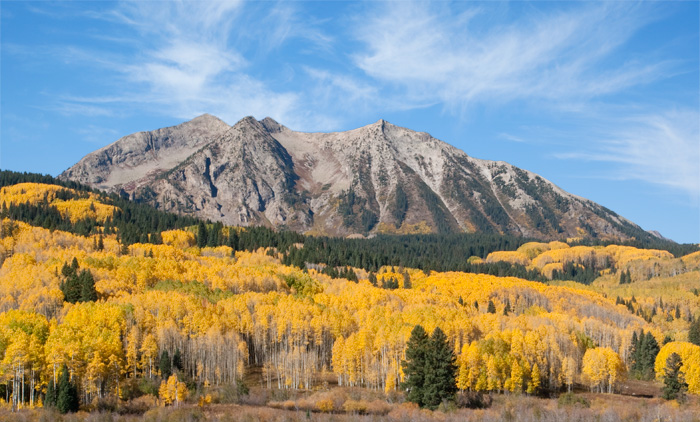 photo, beckwith, mountain, Kebler Pass, Crested Butte, Colorado, autumn, photography, fine art prints, Mike Barton, photo